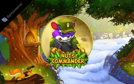Nuts Commander slot machine