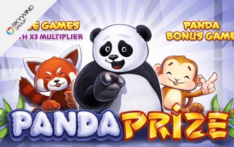 Panda Prize slot machine