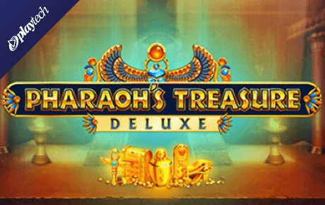 Pharaohs Treasure Deluxe Slot Machine