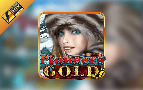 pioneers gold slot machine online
