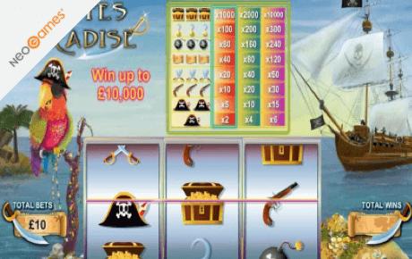 pirates paradise slot machine online