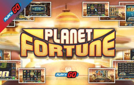 Planet Fortune slot machine
