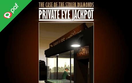 private eye jackpot slot machine online