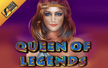 queen of legends slot machine online