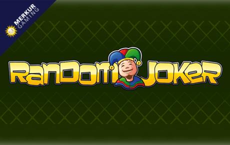 Random Joker slot machine