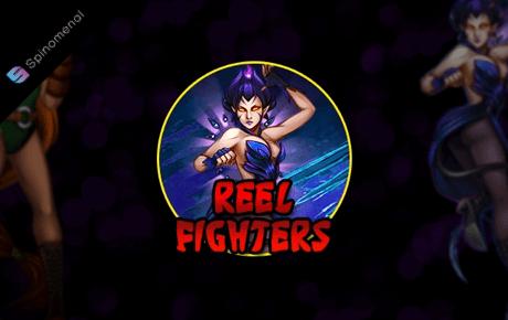 Reel Fighters slot machine