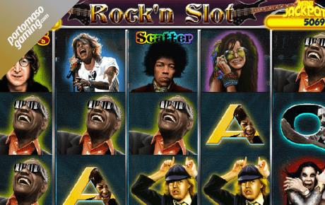 Rockn Slot machine