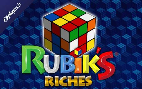 Rubiks Riches Slot Machine