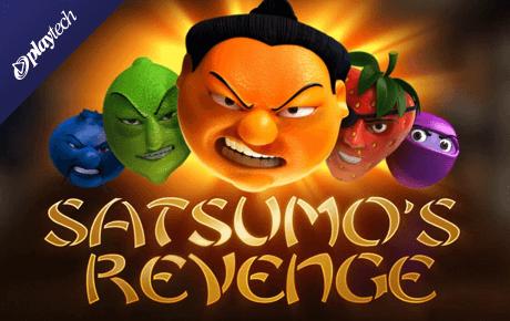 Satsumos Revenge slot machine