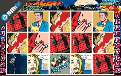 secret agent the reel story slot machine online