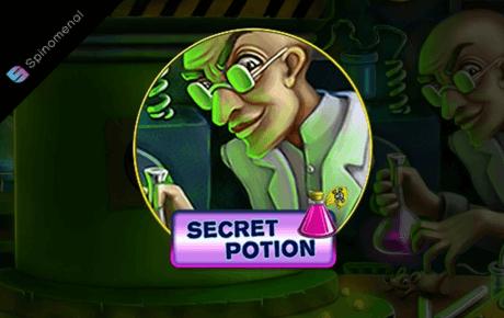 Secret Potion slot machine