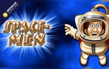 Spacemen slot machine