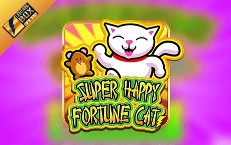 Super Happy Fortune Cat Slot Machine