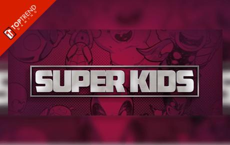 super kids slot machine online