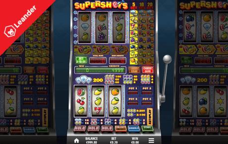 Supershots slot machine