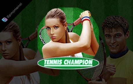 Tennis Champions slot machine