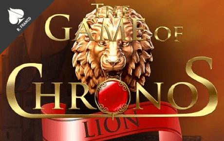 The Game of Chronos Lion slot machine