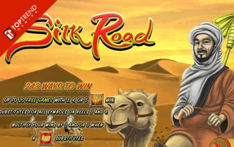 the silk road slot machine online