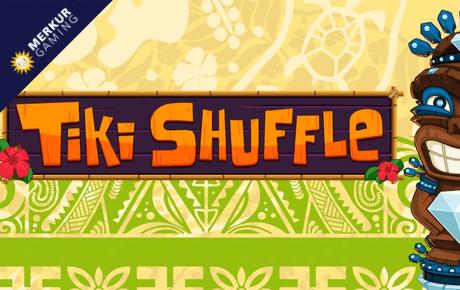 Tiki Shuffle slot machine