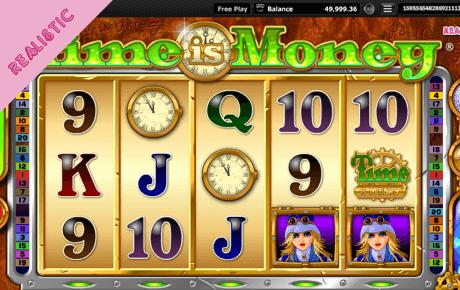 time is money slot machine online
