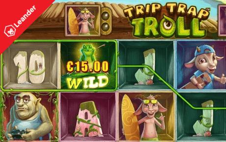 Trip Trap Troll slot machine