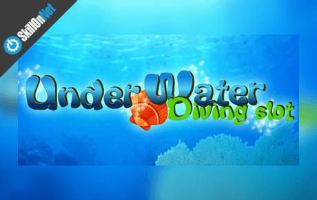 Under Water Diving slot machine