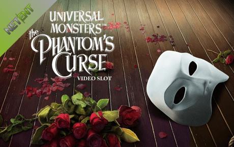 Universal Monsters: The Phantoms Curse slot machine