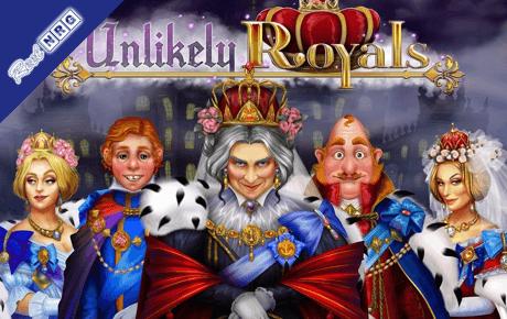Unlikely Royals Slot Machine