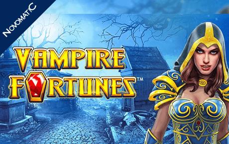 Vampire Fortunes Slot Machine