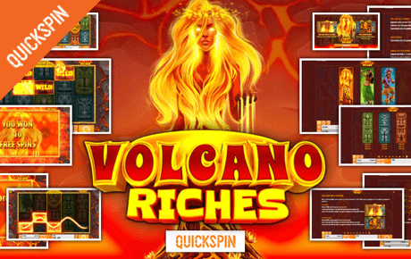 Volcano Riches slot machine