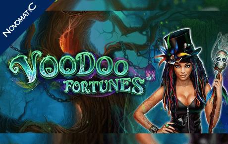 voodoo fortunes slot machine online