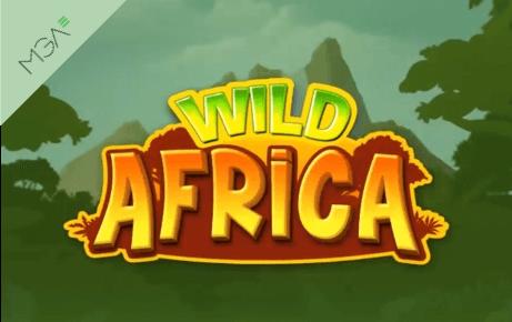 Wild Africa slot machine