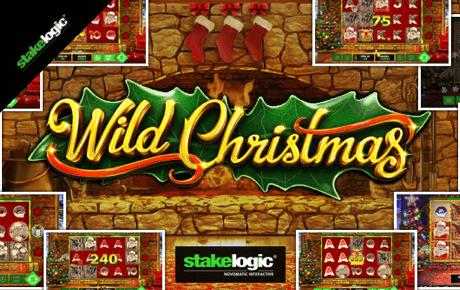 Wild Christmas slot machine