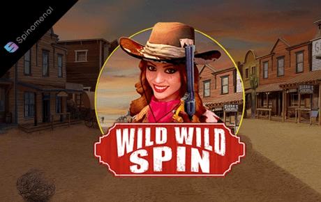 Wild Wild Spin slot machine