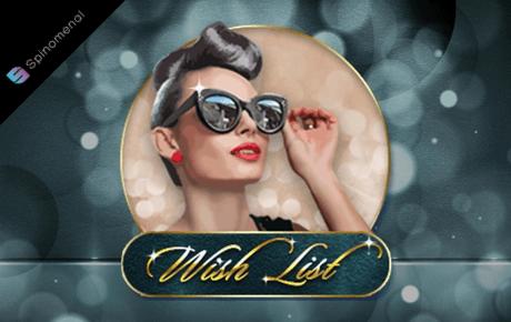 wish list slot machine online