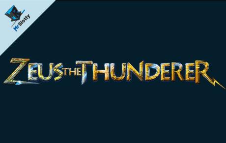 Spiele Zeus The Thunderer - Video Slots Online