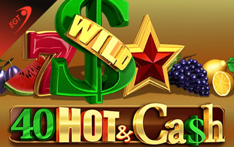 40 hot and cash slot machine online