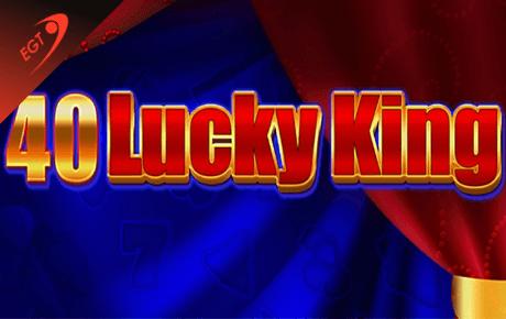 40 lucky king slot machine online