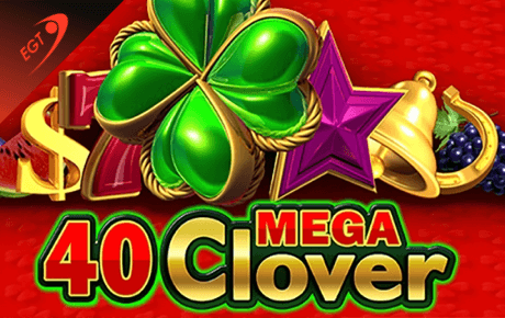 40 mega clover slot machine online