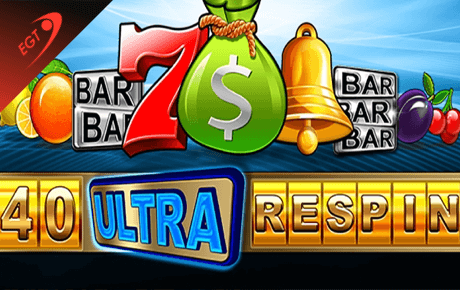 40 ultra respin slot machine online