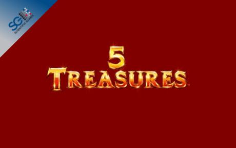 5 Treasures slot machine