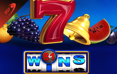 81 wins slot machine online