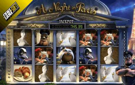 a night in paris jackpot slot slot machine online
