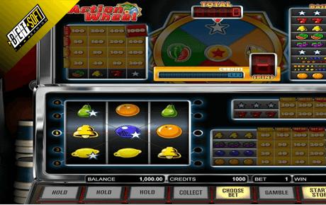 action wheel slot machine online