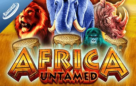 Africa: Untamed slot machine
