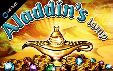 aladdins lamp slot machine online