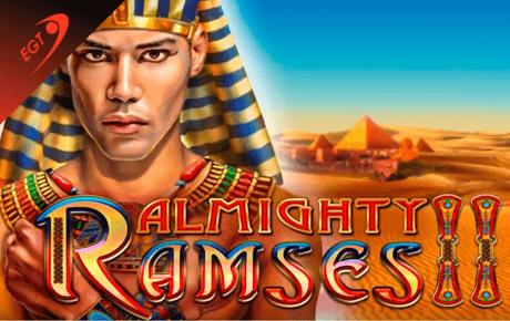 almighty ramses ii slot machine online