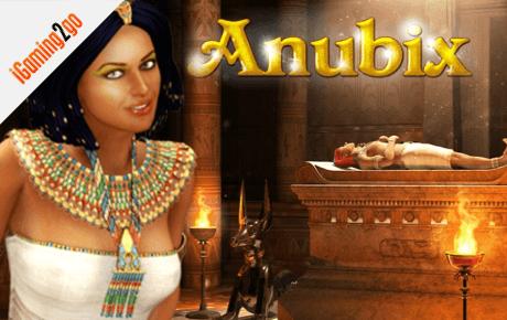 Anubix slot machine