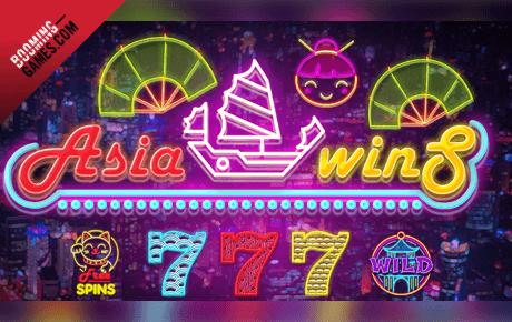 asia wins slot machine online