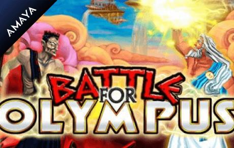 battle for olympus slot machine online